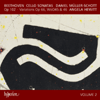 Beethoven Cello Sonatas Vol 2