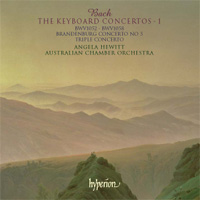 Bach The Keyboard Concertos 1