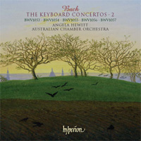 Bach The Keyboard Concertos 2