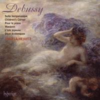 Debussy Solo Piano Music